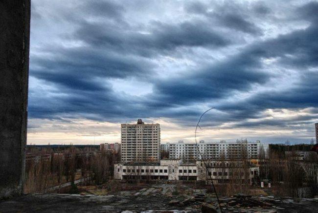 chernobyl dron