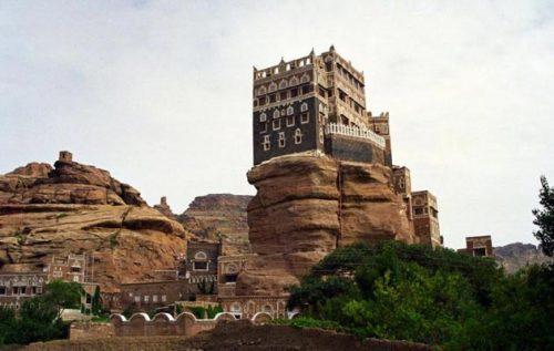 Dar-al-Hajar neobicna kuca