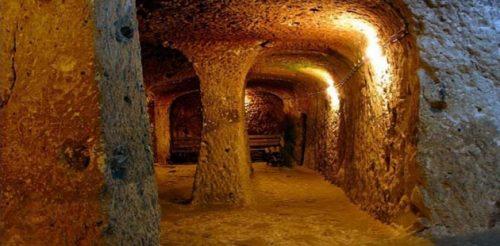 podzemni hodnici