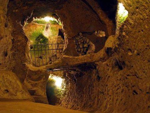 podzemni tuneli