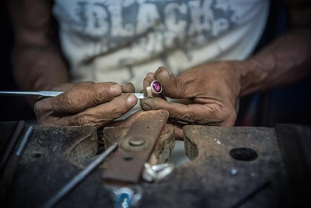 rucno postavljanje dijamanta u prsten