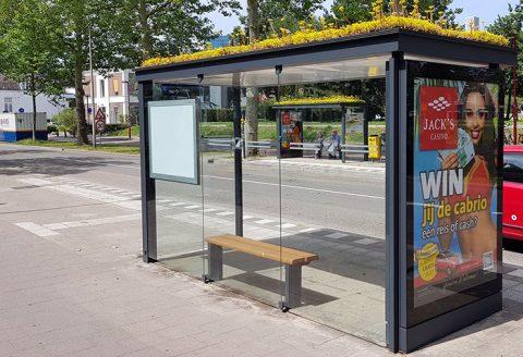 Autobuska satnica u Holandiji