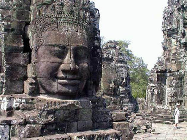 Angkor hram kipovi