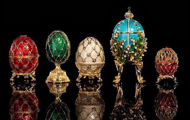 Fabergeova zlatna jaja