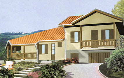 Montaćna kuća