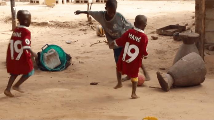 djeca nogomet