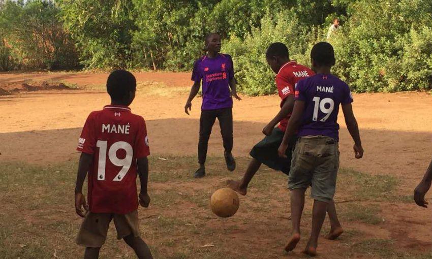 Djeca  fudbal