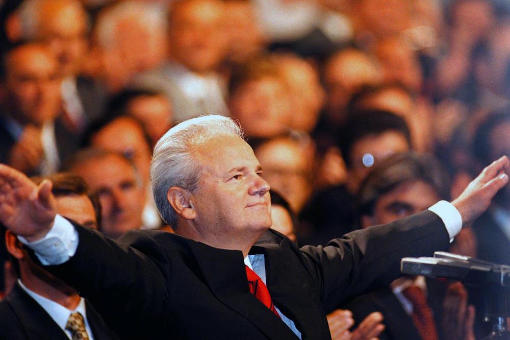 Image result for milošević govor